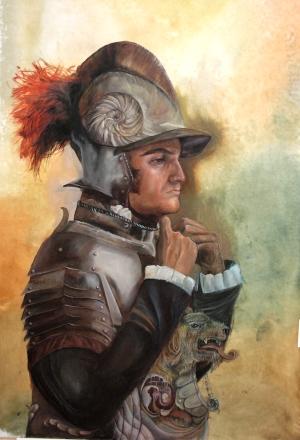 Chiocciola Conquistador